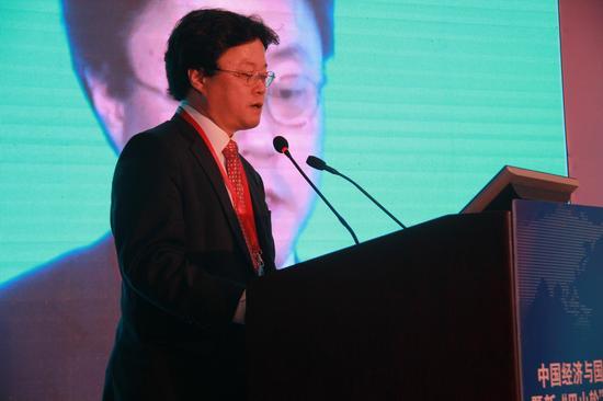 亚投行--韩国教授:中韩合作需建立清晰的蓝图和原则