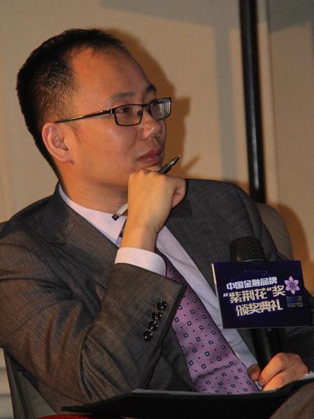 清华大学经济管理学院金融系副教授、清华大学中国金融研究中心主任何平