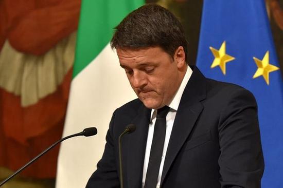 任泽平点评意大利公投失败:利空欧元 利多美元 欧央行或出手