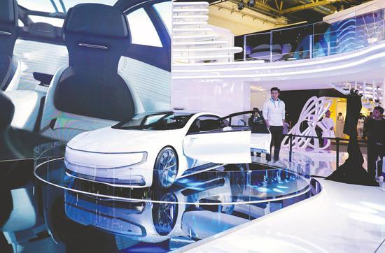 清乐视汽车工厂将如期开工高清图片