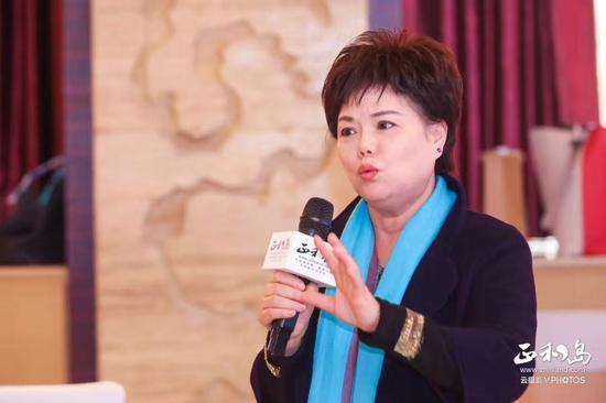 徐桂芬分享创业故事