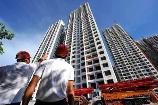 中国三大房地产开发商今年销售额总计破万亿