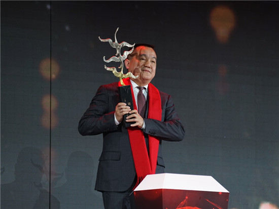 刘淼:要坚守工匠精神 让中国白酒走向世界