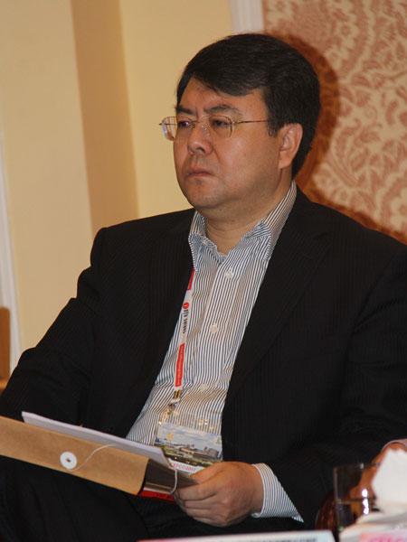 西麦克国际展览有限责任公司副总经理杨明
