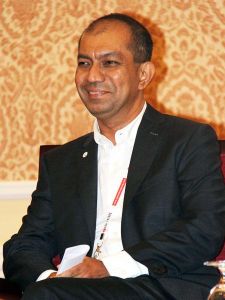 国际大会及会议协会亚太分会总监诺尔·阿曼德·哈密顿
