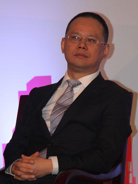 中国国际贸易促进委员会成都市分会副会长、成都市博览局副局长王欣