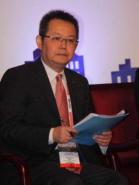 中国国际商会综合部副部长范培康