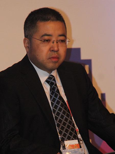 成都天府新区投资集团有限公司副总经理彭继咸
