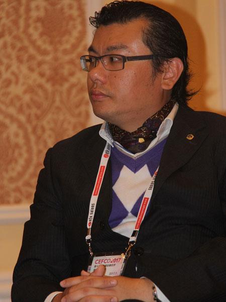 澳门旅游业议会副理事长、行家假期董事长黄辉