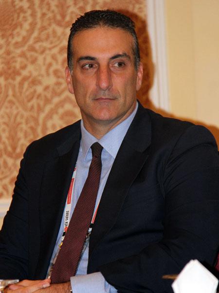 威尼斯人澳门股份有限公司会议及展览营运部副总裁晋磊