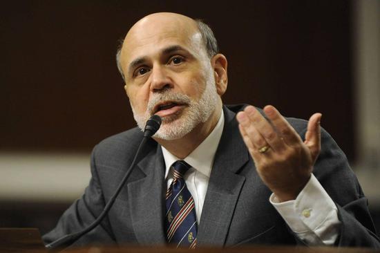伯南克:美联储有充分理由对财政政策维持谨慎