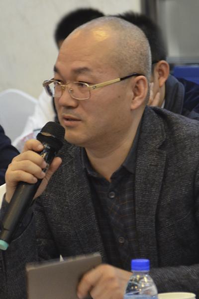 江海证券 蒋宝林
