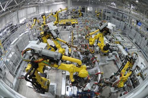 """美媒:中国掀""""机器"""