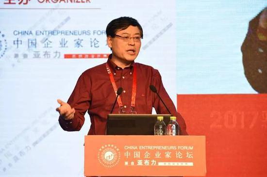 全球化进入下半场,杨元庆说他看到了大机遇