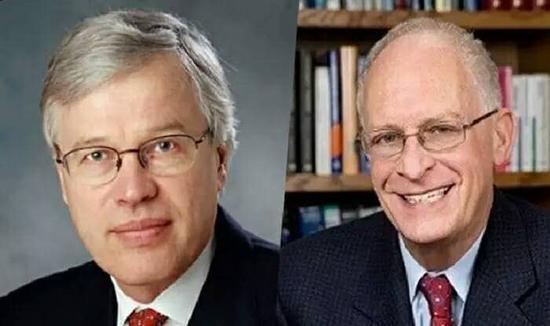 左:霍姆斯特朗,右:哈特