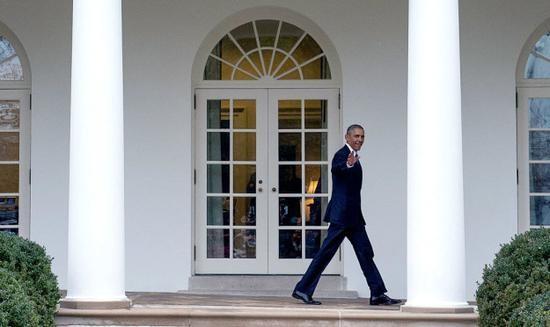 奥巴马留给特朗普的是烂摊子么?