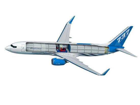 波音年底前交付首批客改货飞机