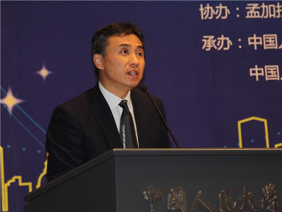 中国人民大学商学院院长毛基业