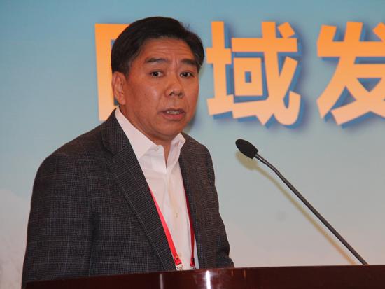 国务院参事,国家发展改革委原副主任徐宪平
