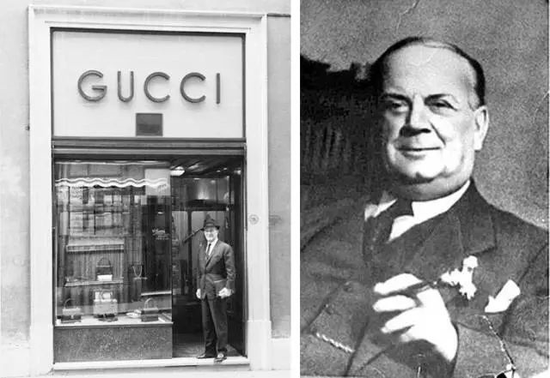 古驰奥•古驰(Guccio Gucci)
