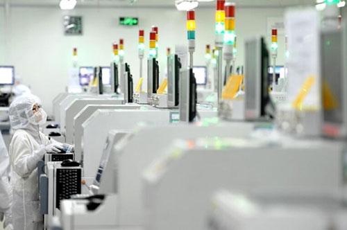 高端制造业没有逃离中国