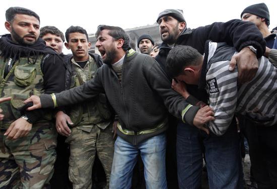 叙利亚冲突引发严重人道危机强奸案频发导致难民出逃