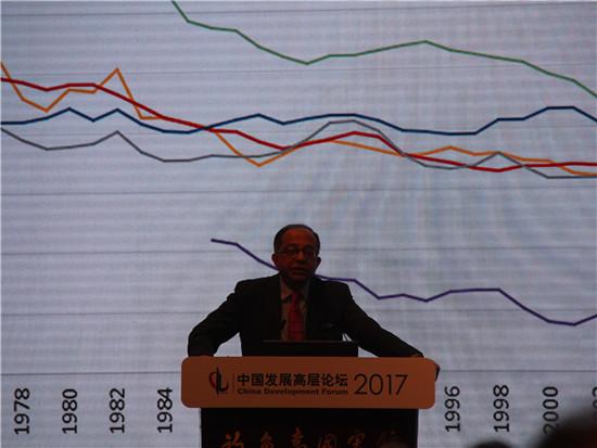 美国康奈尔大学教授、世界银行前高级副行长兼首席经济学家考希克·巴苏