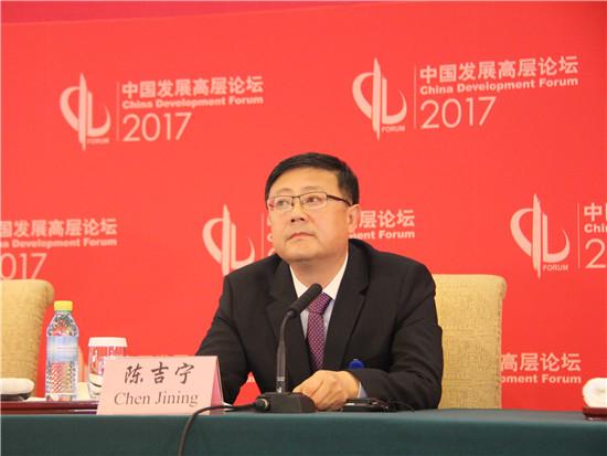 环境保护部部长陈吉宁