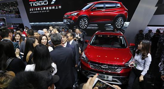 中国汽车2月份在俄销售同比下降28%
