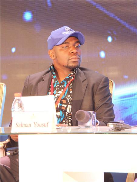 南非Esaja.com CEO Clinton D.Mutambo