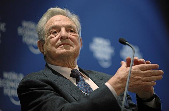 索罗斯遭以色列富豪起诉 索偿逾100亿美元