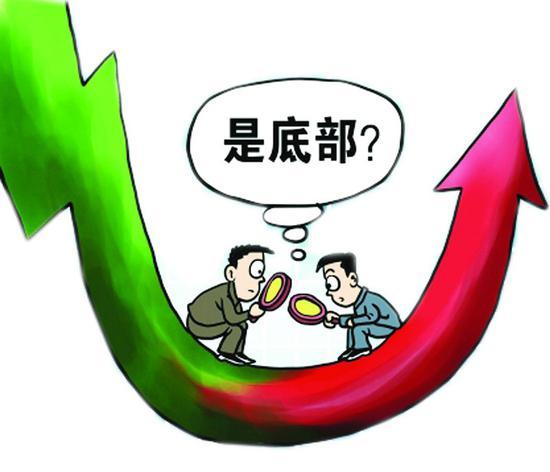 力求完成中国经济探底而企稳入常