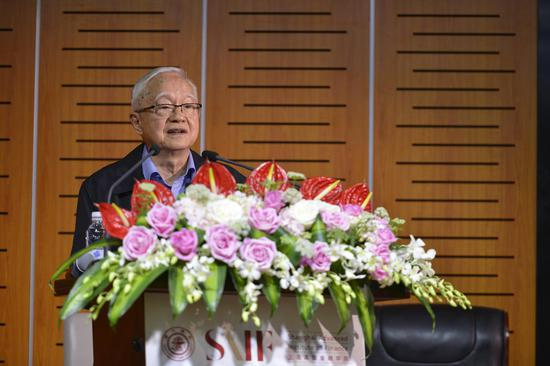 吴敬琏:有大数据也不能搞计划经济