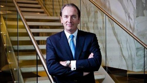 摩根士丹利CEO詹姆斯-戈曼