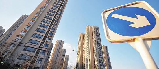 中西部二三线城市房价为何涨?