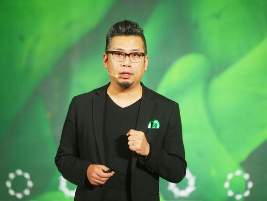 火乐科技联合创始人兼CEO陈兴博