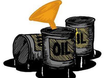 WTI原油价格跌破每桶44美元