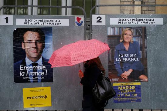 法国大选:一场主流政治和民粹主义的决斗