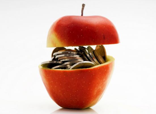 美企囤积海外2.4万亿美元 苹果不是最多