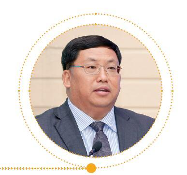 诚通集团总裁 朱碧新