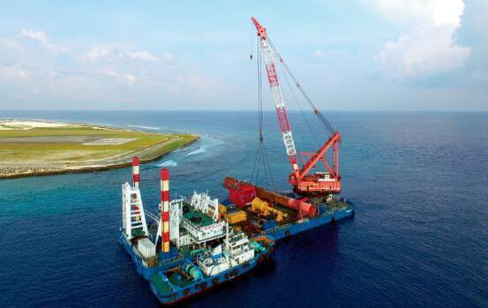 马尔代夫中马友谊大桥项目