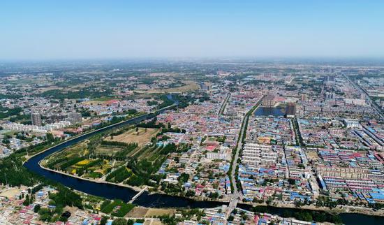 外媒关注雄安新区规划露雏形:高铁到北京仅需41分钟图片
