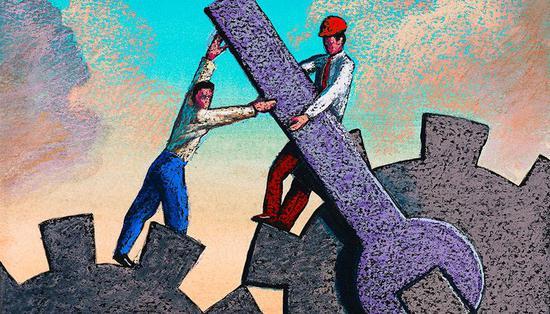 沈建光:要做好去杠杆的过渡安排 注重政策协调