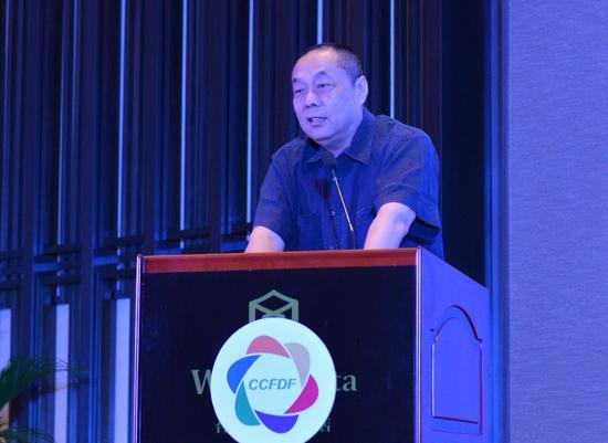 中国社科院金融研究所党委书记王松奇