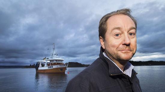 挪威亿万富豪克杰尔-因格-罗科