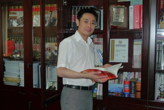 亚投行--专访中国中铁董秘于腾群:十年资本市场纵横捭阖感悟