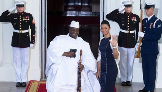 益粒可效果怎么样 冈比亚前总统被指盗刷央行5000万美元 流亡不忘带豪