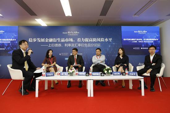 圆桌讨论:衍生品的风险管理作用及发展展望
