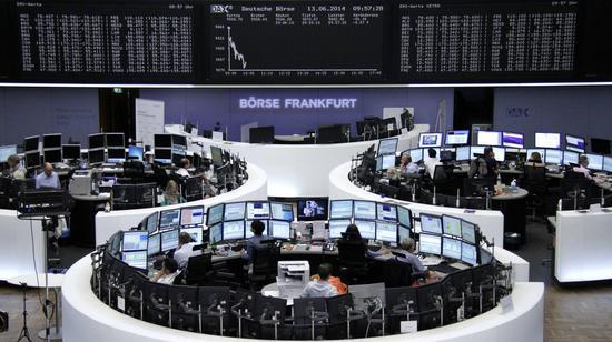 德国与英国政治面传来佳音 欧股收涨,超级黄金手5200