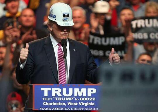 特朗普万亿基建计划即将揭晓 一周内或正式推出